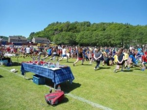 RPS Sunny Sport Day 3 June 2016