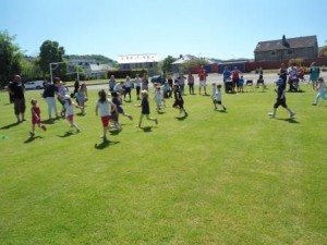 RPS Sunny Sport Day 4 June 2016