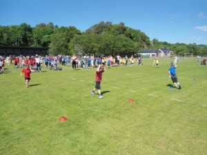 RPS Sunny Sport Day 5 June 2016
