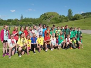 RPS Sunny Sport Day 7 June 2016