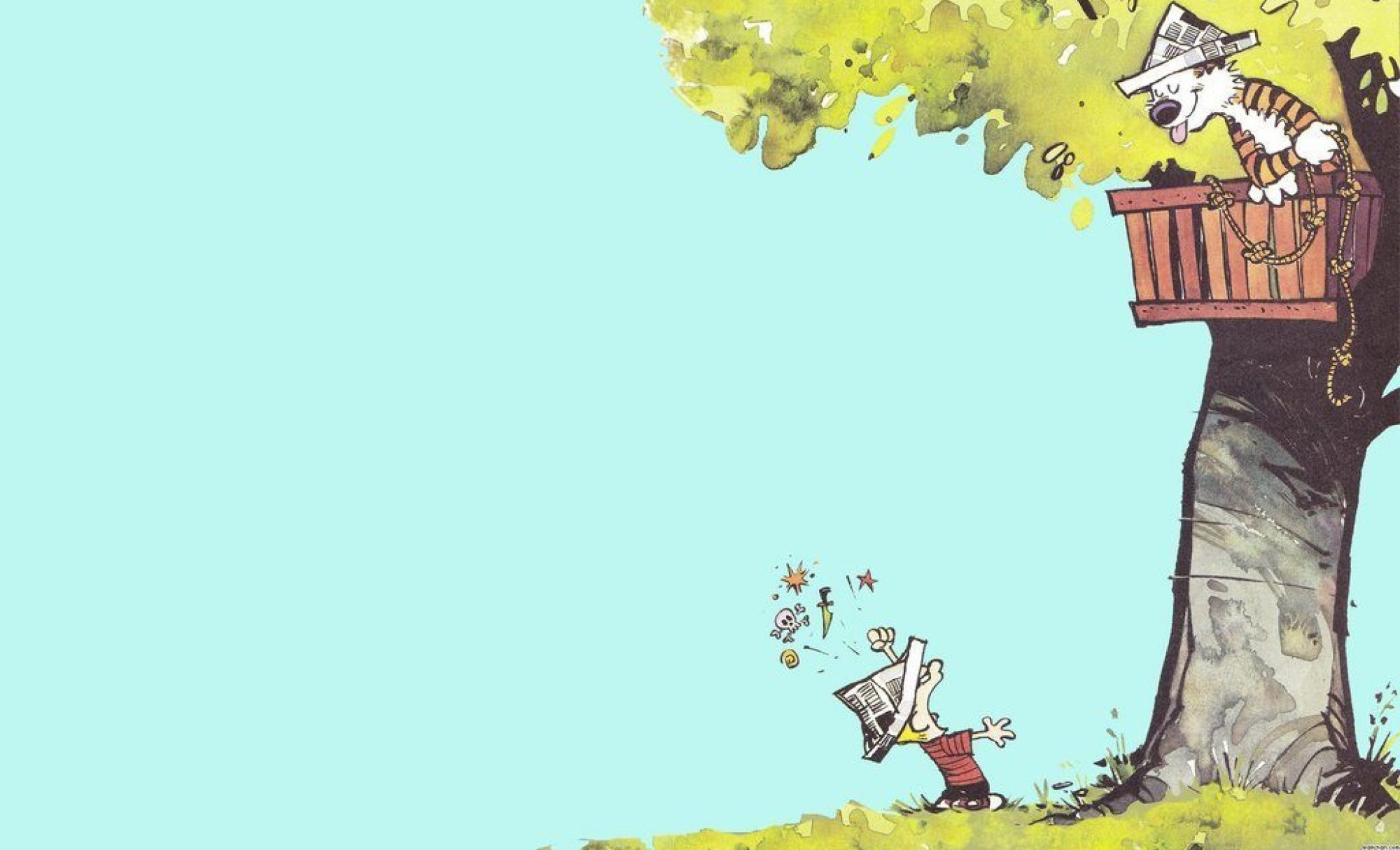Cardross Cartoons