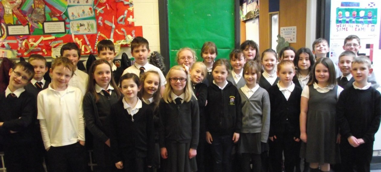 Rothesay Joint Campus Primary 4