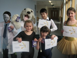 """Kaimhill's Got Talent"" Award Winners!"