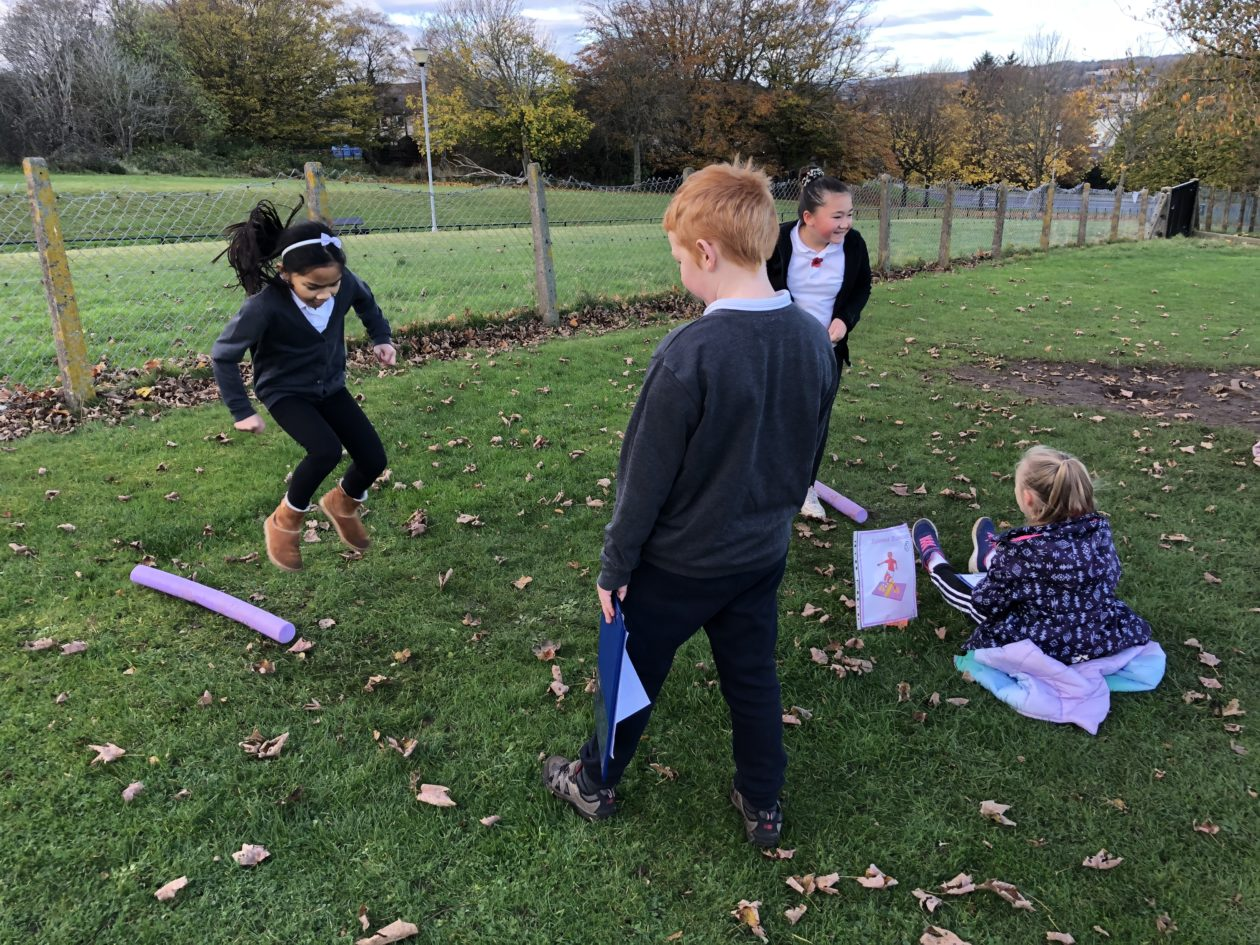Fitness Fun with P4/5