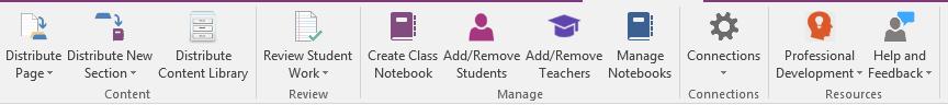 classnote-book-tool-bar