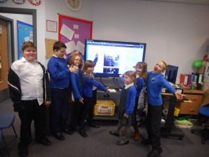 Fnding out about our school blog