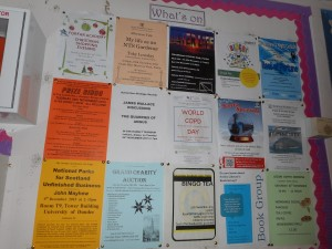 Information posters