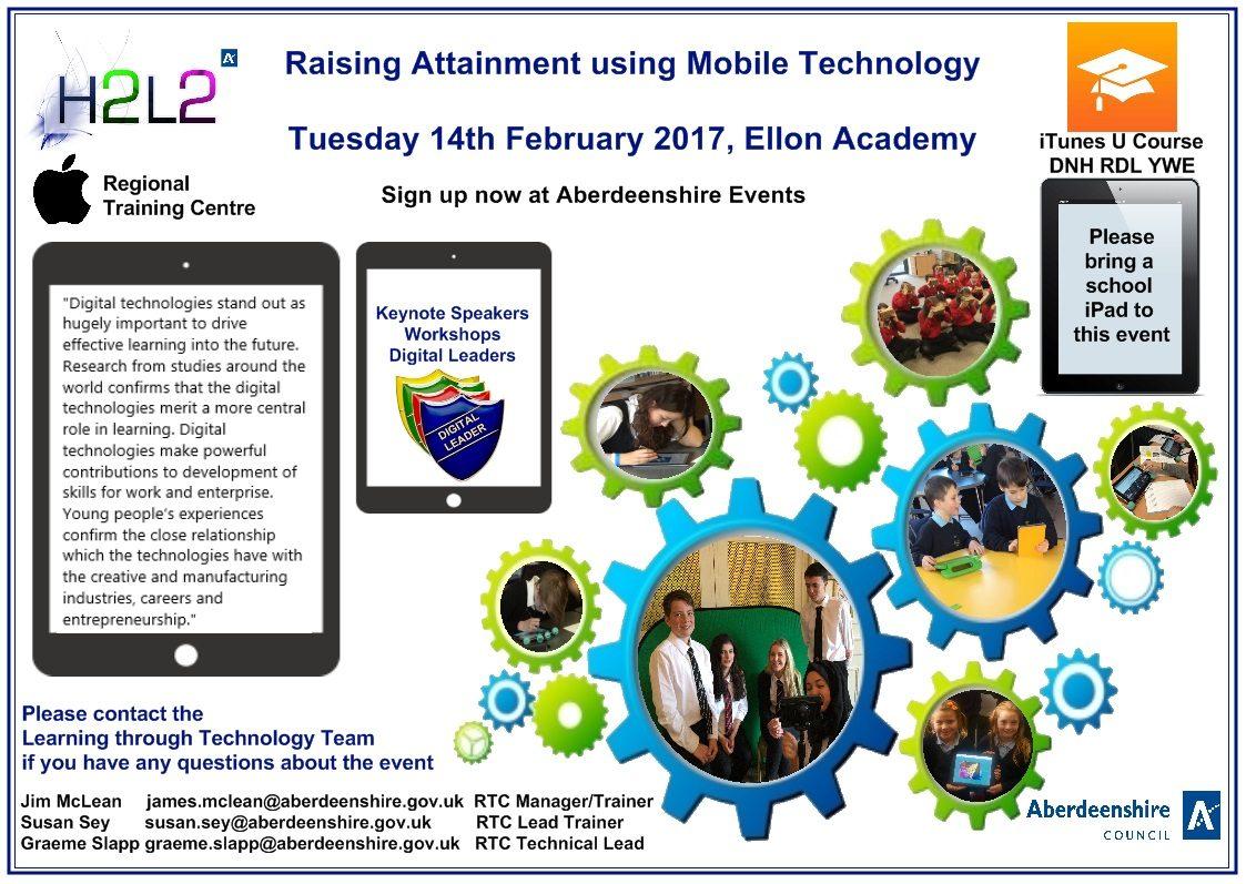 raising-attainment-using-mobile-devices