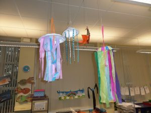 Some of our super hanging creatures!!