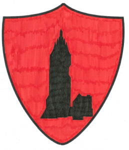 Wallace House Shield Designed By