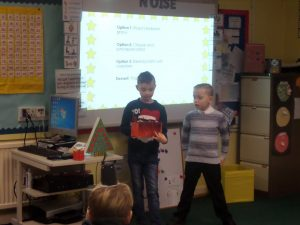Once our designs were complete, we presented them to the  class and told everyone how much they would have to pay if they would like a to buy our designs.
