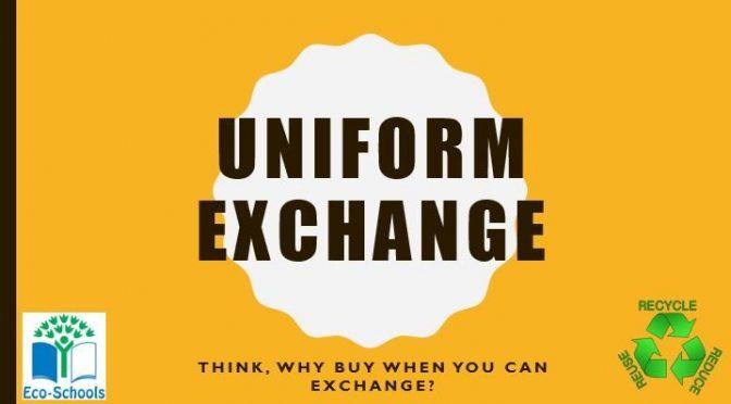 Uniform Exchange now open!