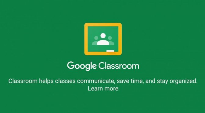 Guides for using Google Classrooms