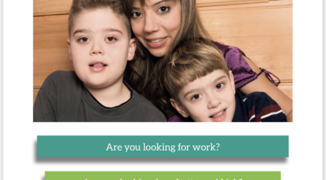 Clackmannanshire Works – Parent Employment Support
