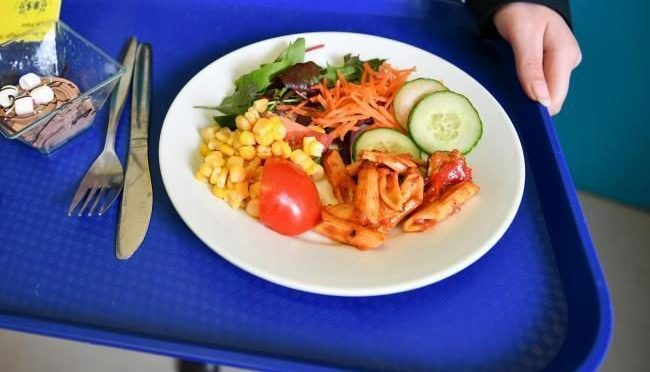 Changes to school lunches – Sept '21