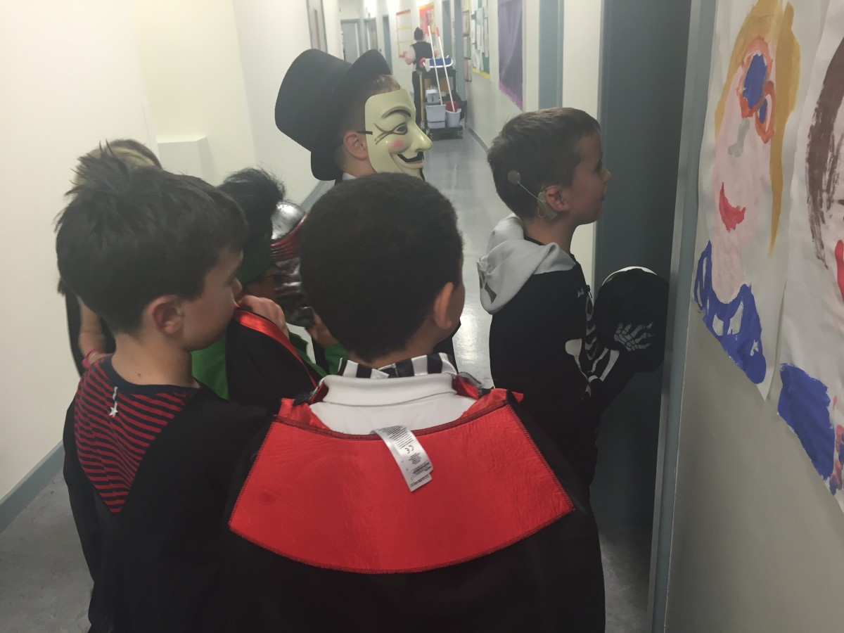 p4 halloween 2015 « st andrew's primary school blog