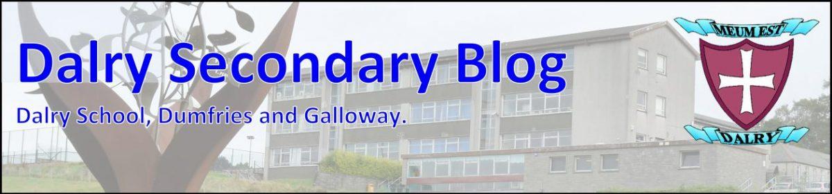 Dalry Secondary Blog