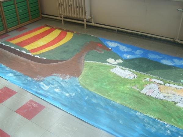 Primary homework help viking longships