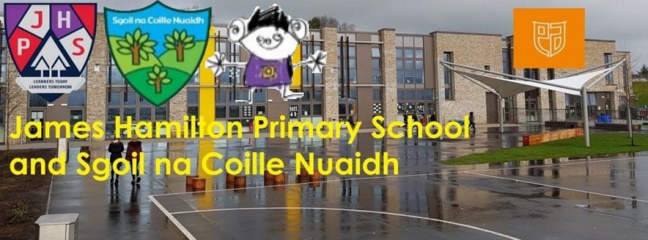 James Hamilton Primary School and Sgoil na Coille Nuaidh