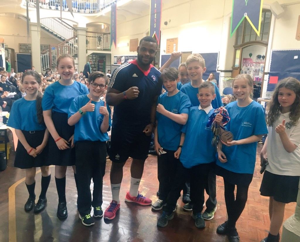 The Sports Council with Theo Spalding