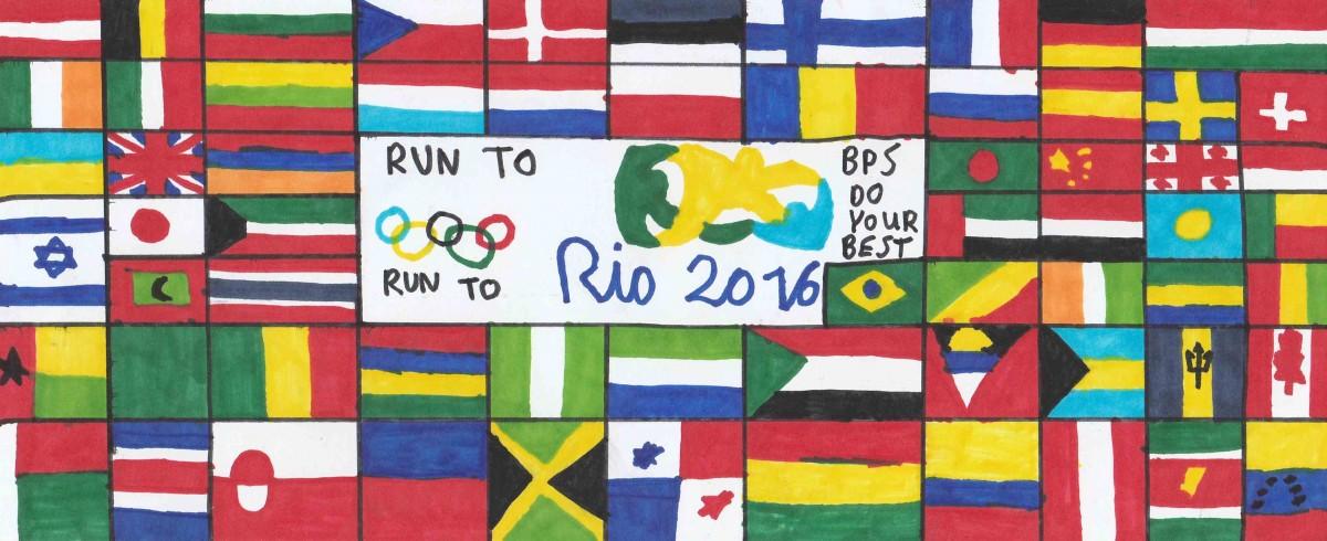 Run To Rio Olympics theme P6
