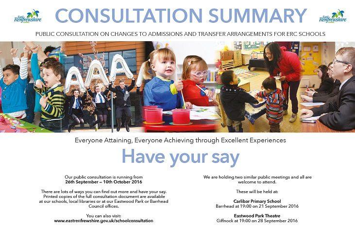 Education consultation Plasma
