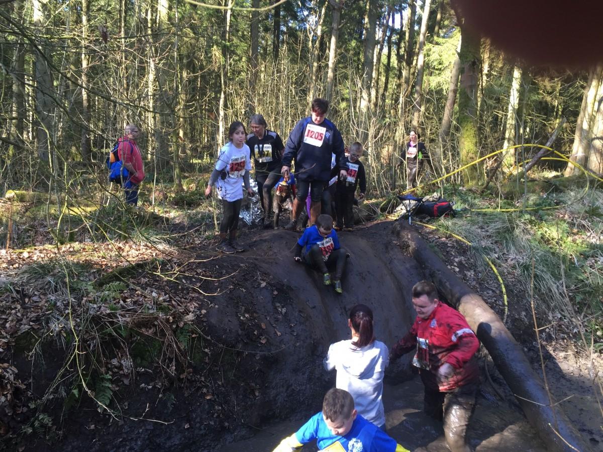 Muddy Mile 12