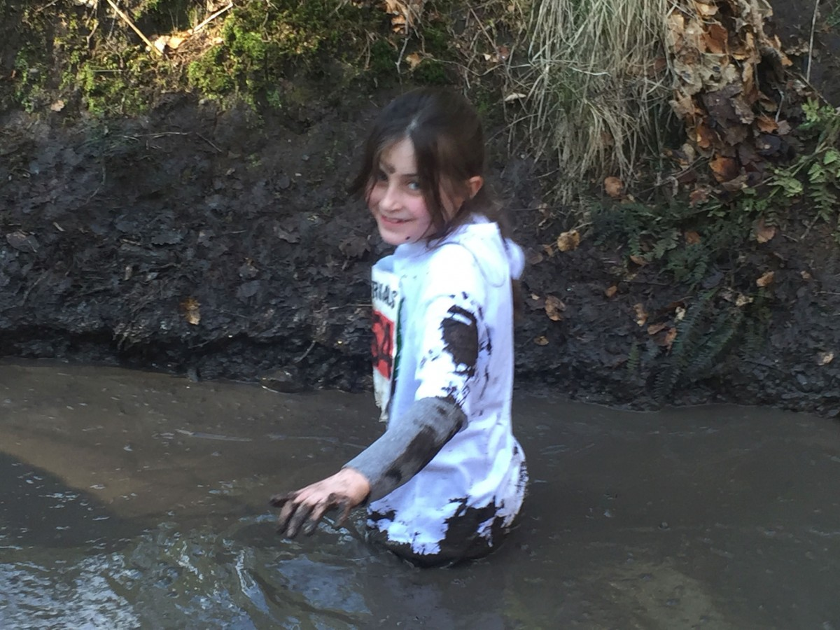 Muddy Mile 15