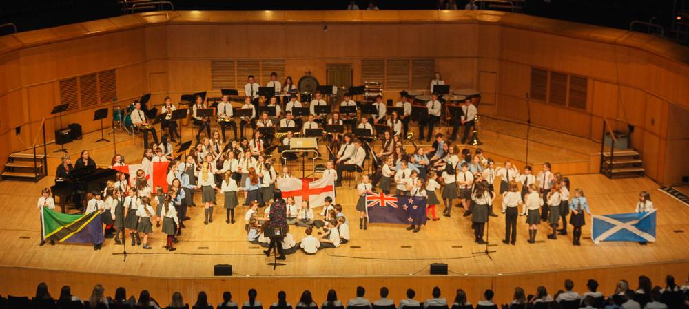 Junior Choir   Instrumental Music Service
