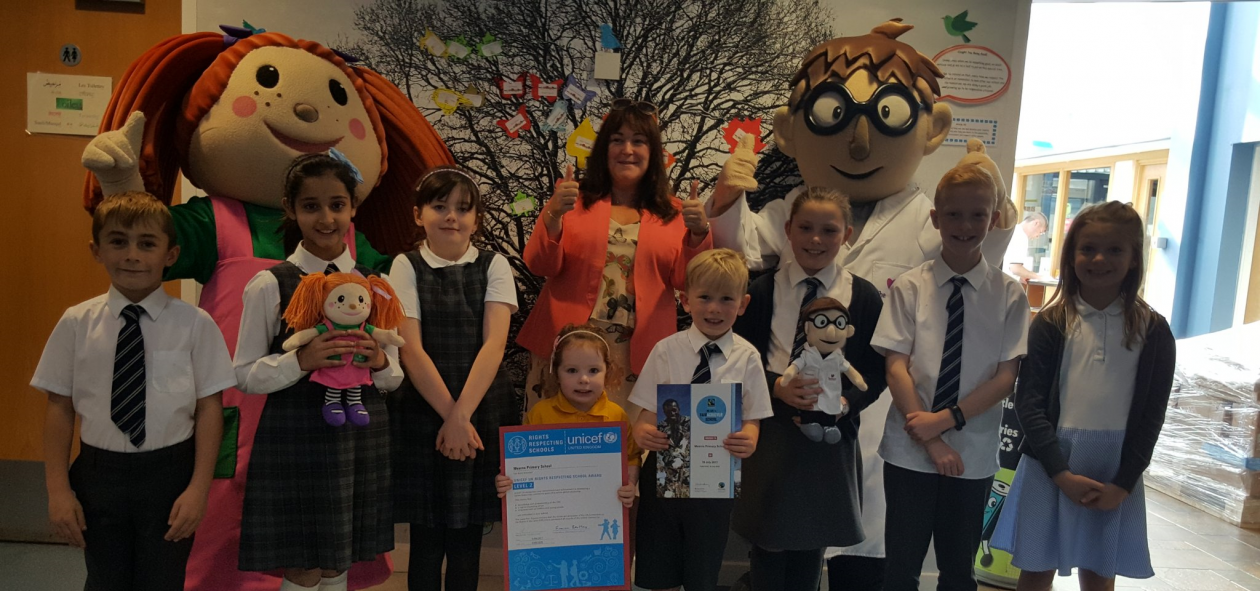 Mearns Primary School and Nursery