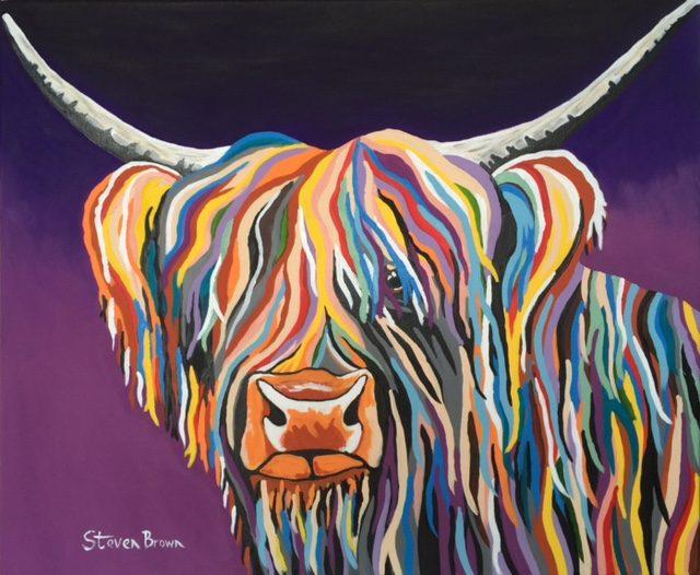 Fun Bull Drawings For Kids