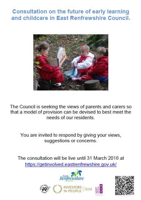 Early Learning Consultation