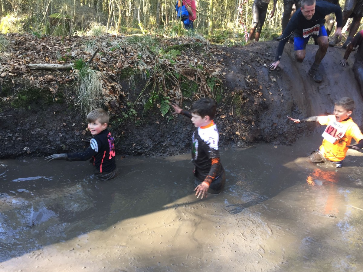 Muddy Mile 11