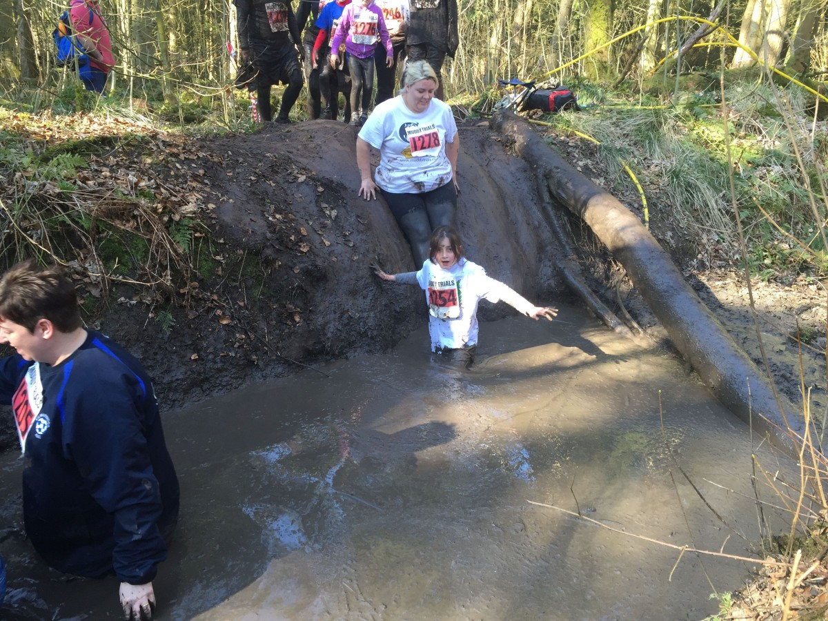 Muddy Mile 13