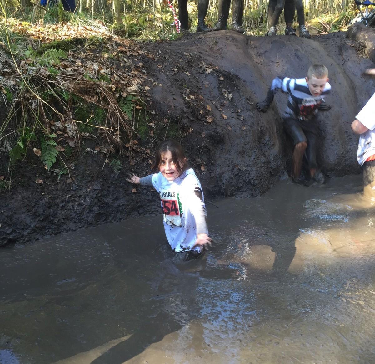 Muddy Mile 14