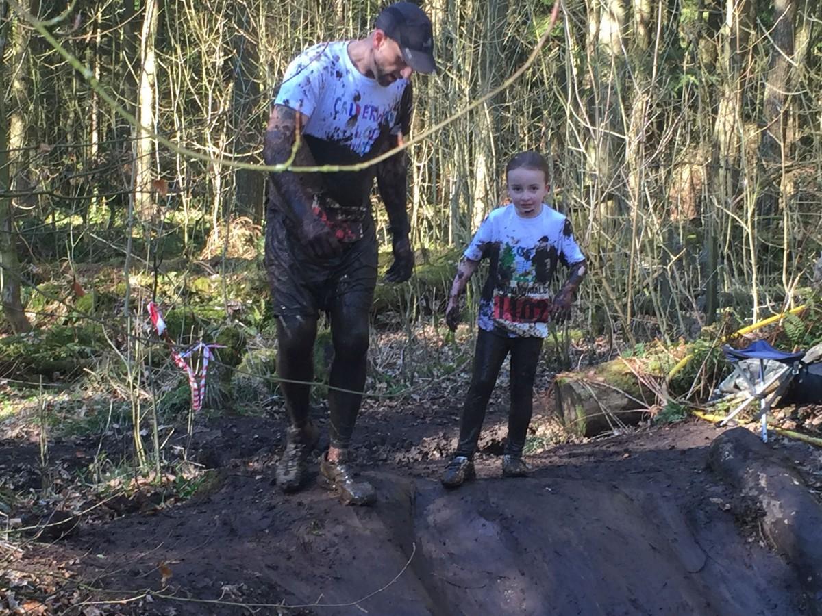 Muddy Mile 16