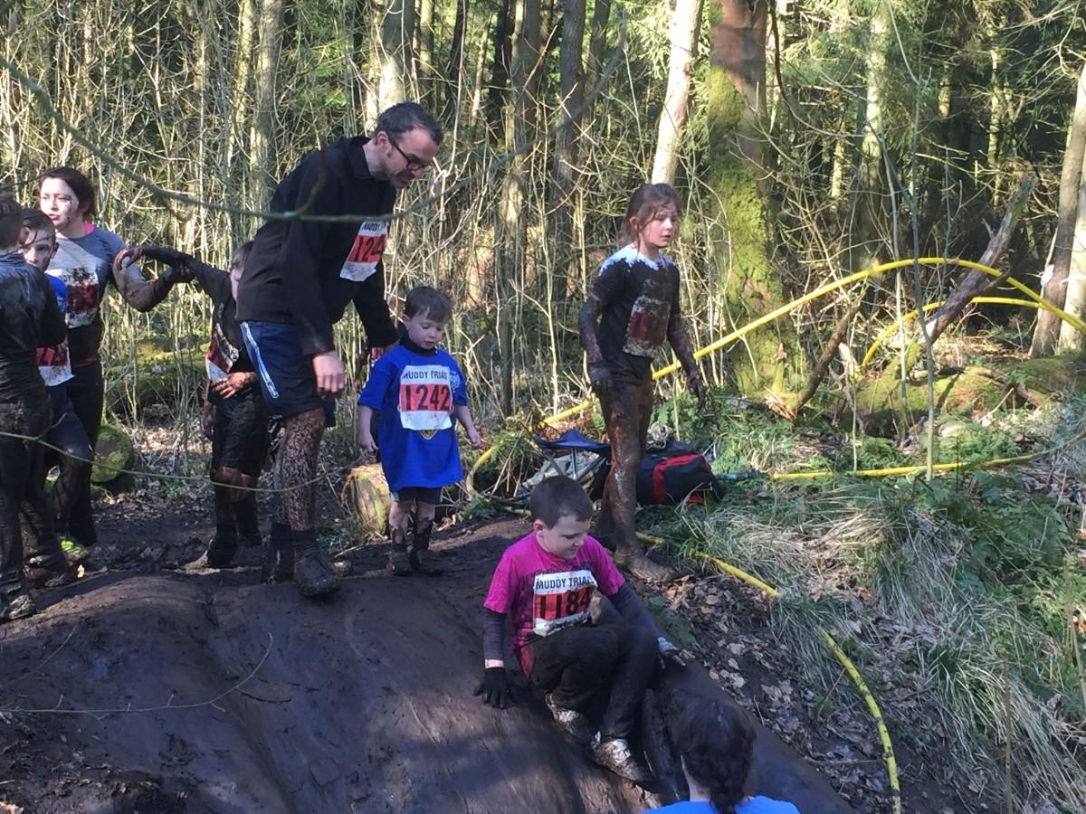 Muddy Mile 17