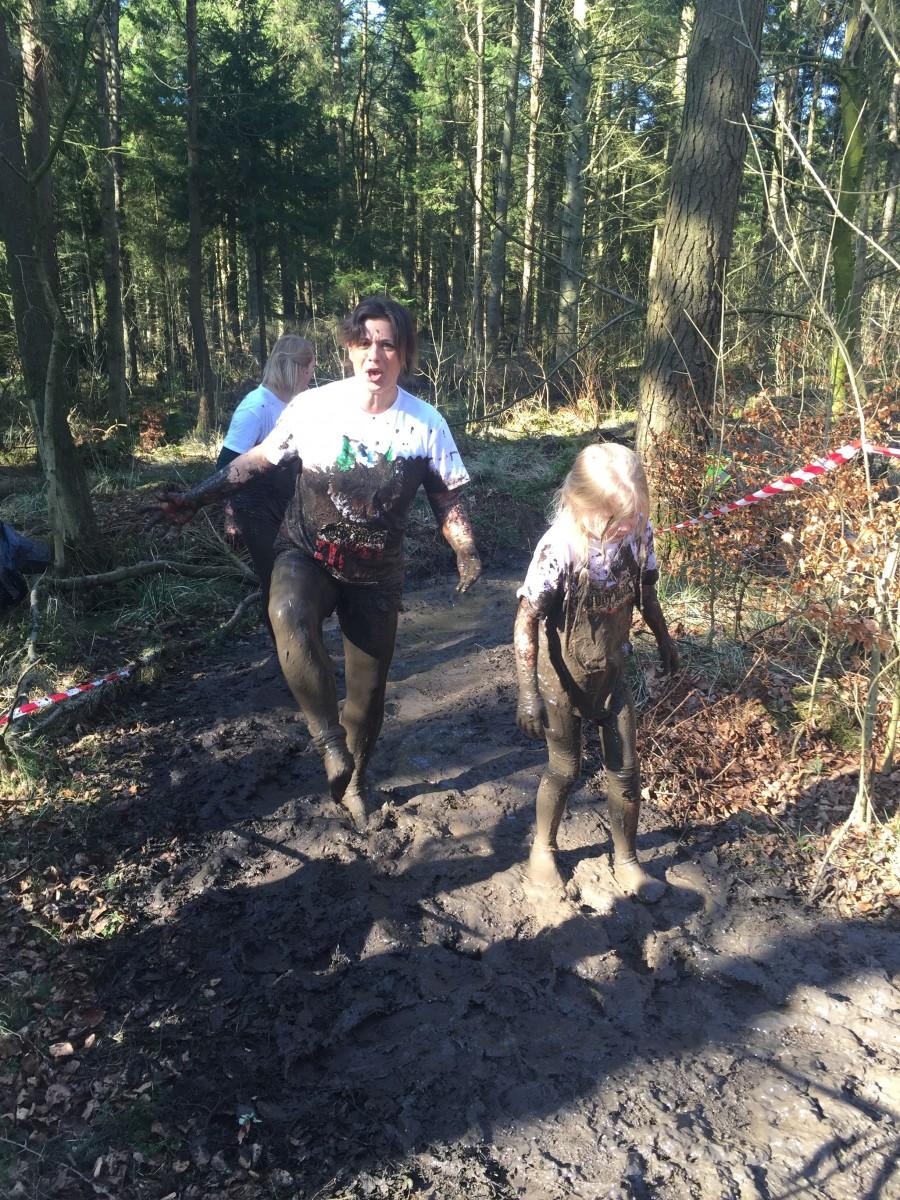 Muddy Mile 25