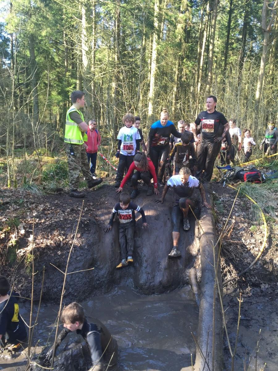 Muddy Mile 8