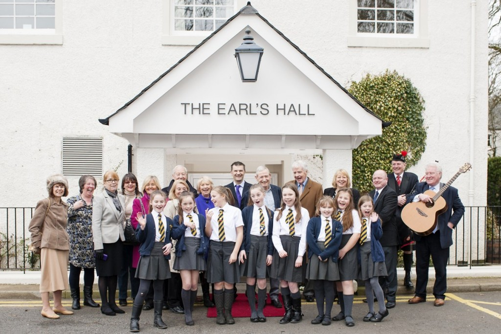 The Earl's Hall