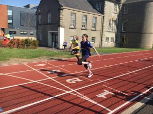 Athletics Champs 1