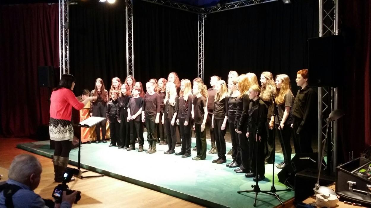 Q4T Senoir Choir
