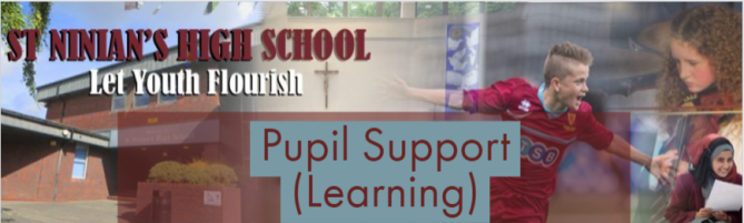 Pupil Support (Learning)