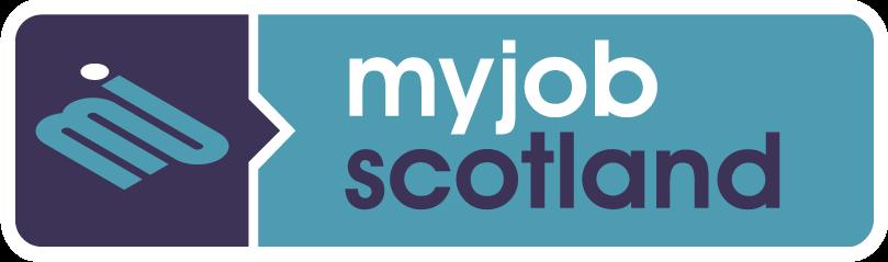 Logo for My Job Scotland