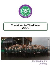 S2 to S3 Transition Booklet Image