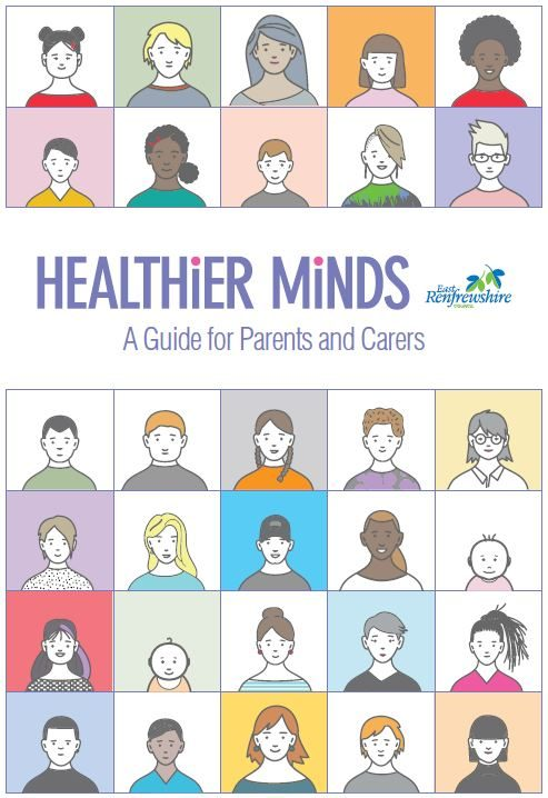 Healthier Minds - A Guide for Parents and Carers