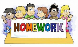 Homework – KPS: Class of 2019 (P7a)