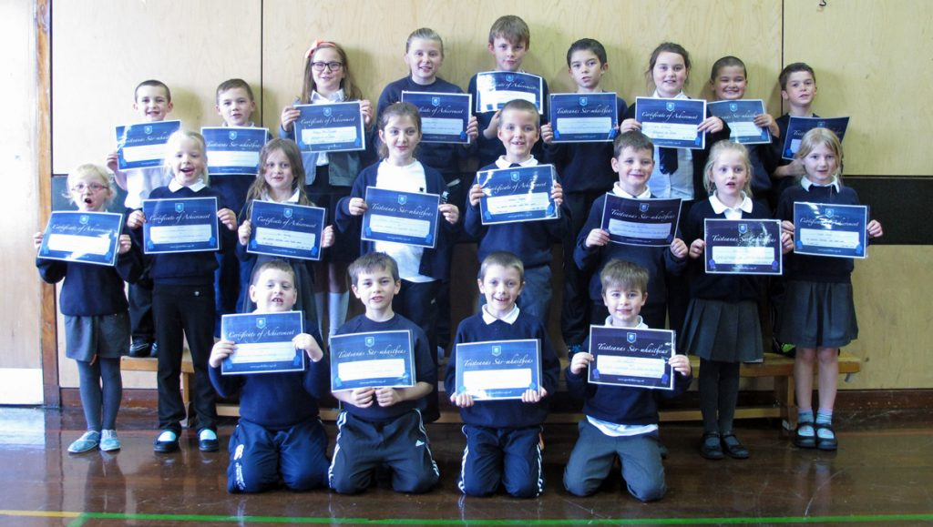 Achievers for September 2014