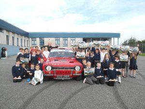Rally Car Photo