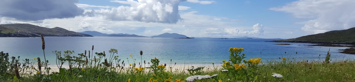 Outdoor Learning in the the Outer Hebrides
